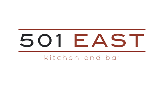 501 East Kitchen and Bar Logo
