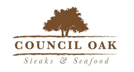 Council Oak Steaks and Seafood Logo