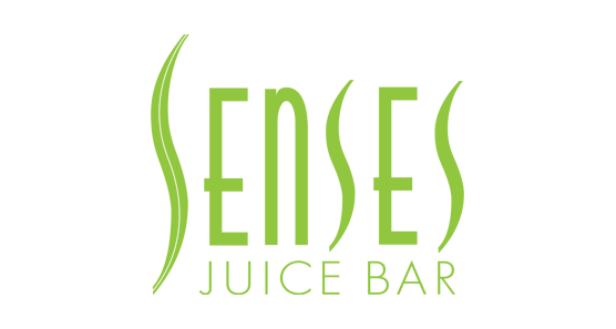 Senses Juice Bar Logo