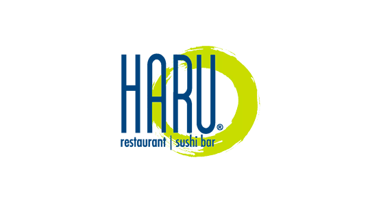 Haru restaurant and sushi bar logo
