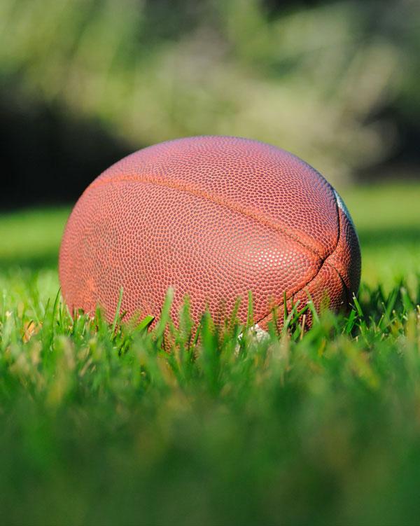 football-lying-on-grass